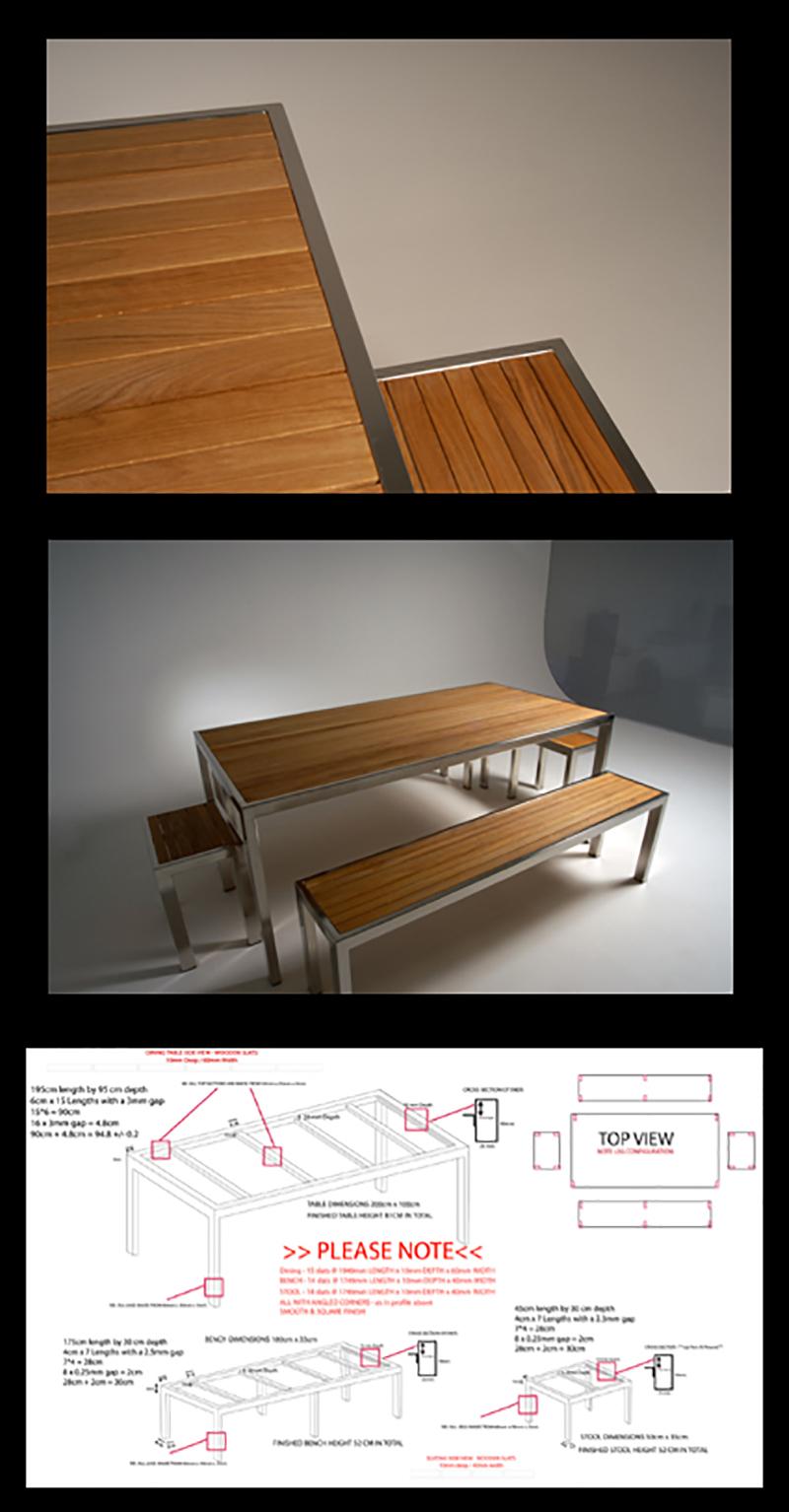 life furniture design by artist alexander james hamilton distil ennui studio