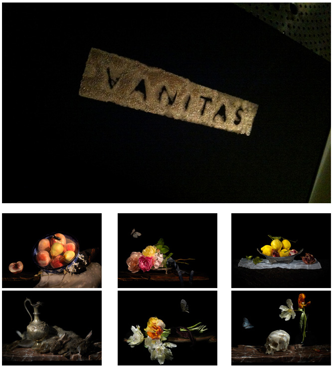 vanitas collecters box set of works on paper direct from the artists studio