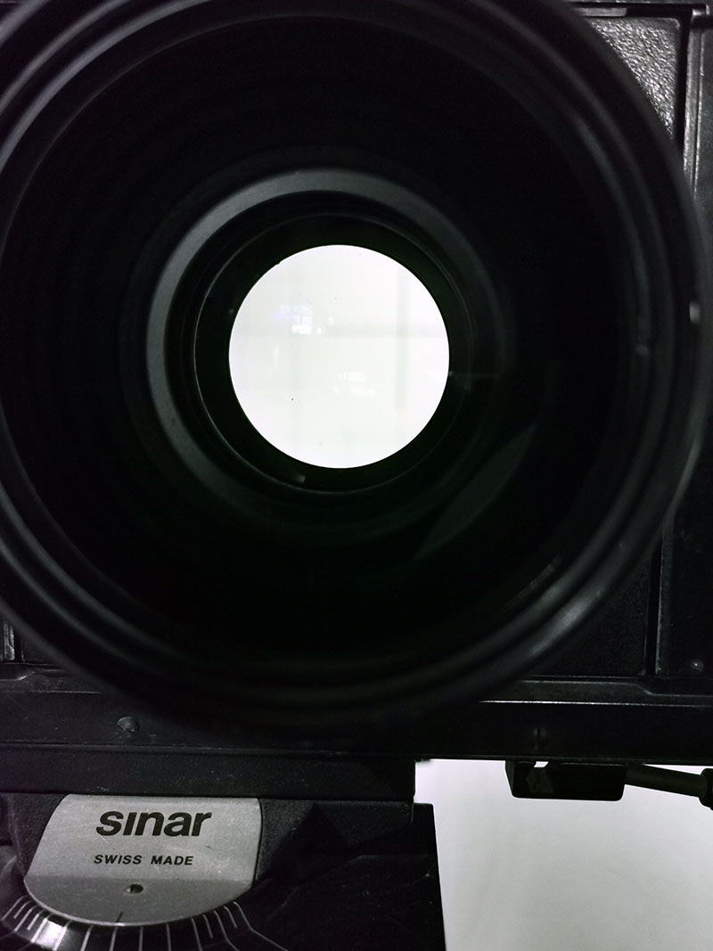 360mm rodenstock sinar lens