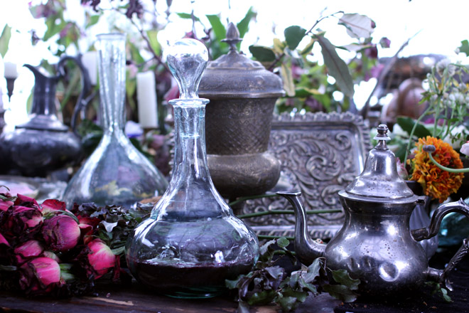 vanitas props are usually hand made by this renaissance artist