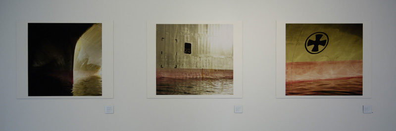 working water series on large shipping container vessels